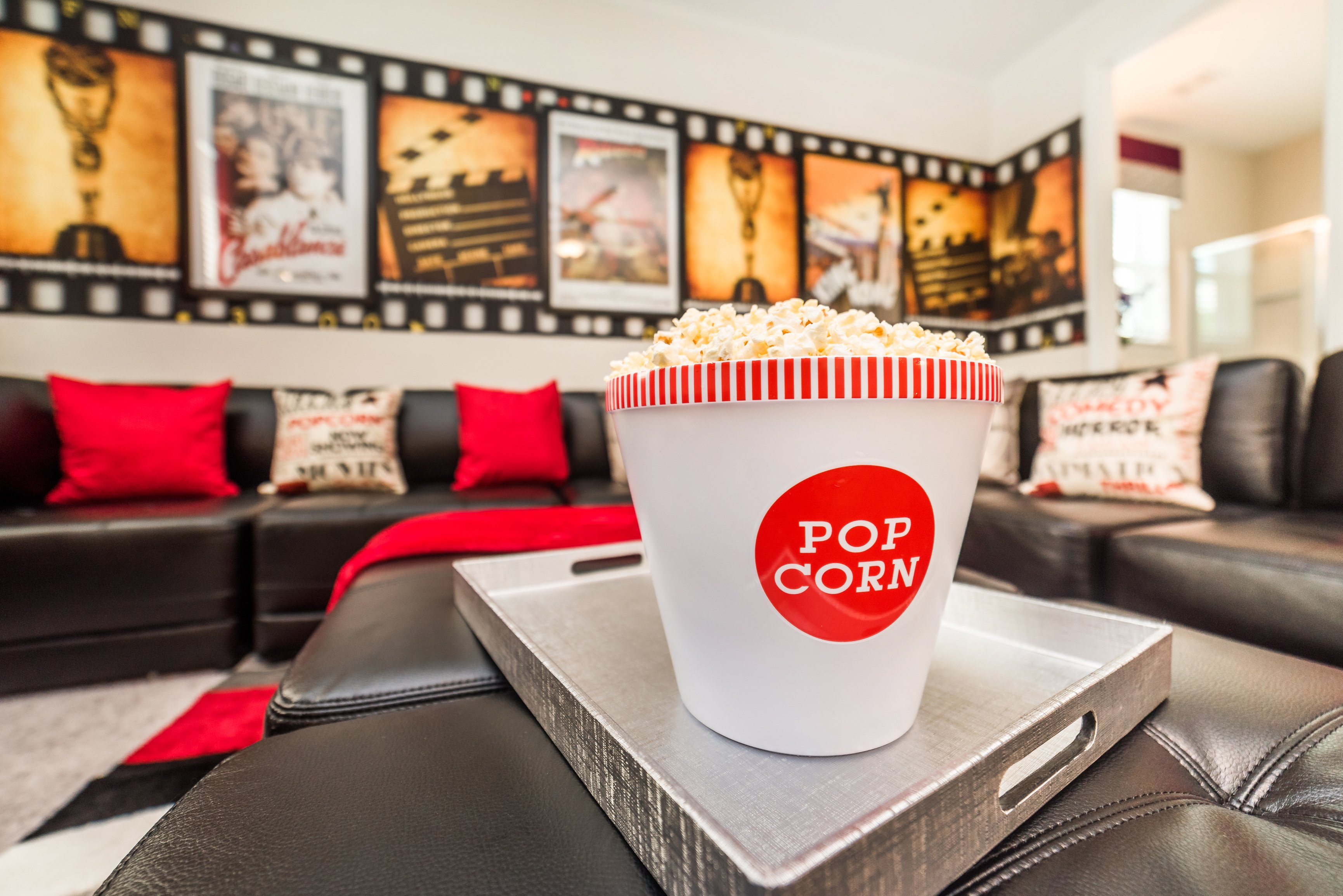 theater rooms for vacation rental homes furnishing decorating