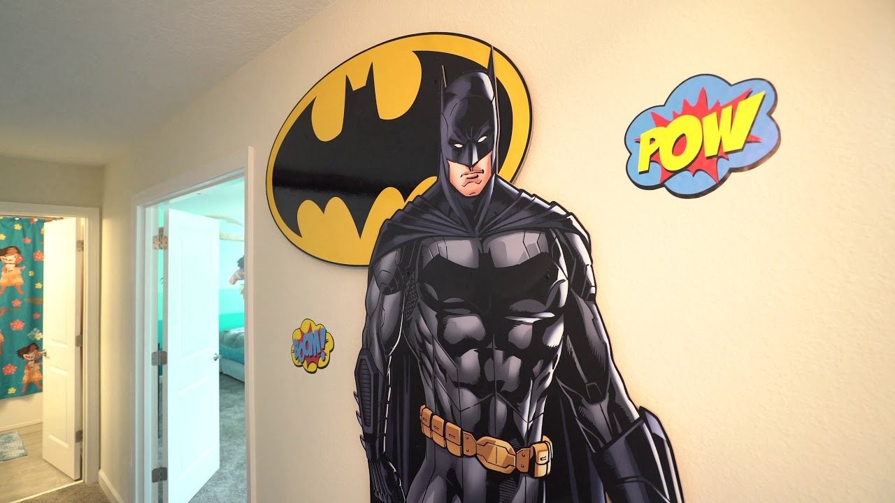 batman themed bedroom furniture packages usa